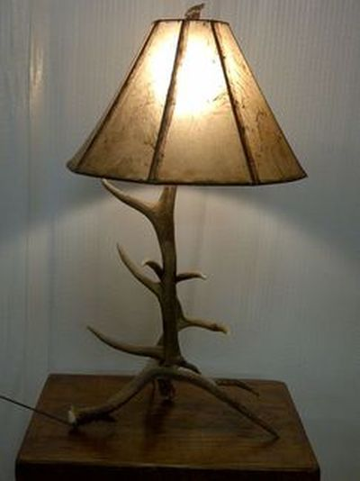 Mirrors Amp Lamps V Amp B Antler And Rustic Designs